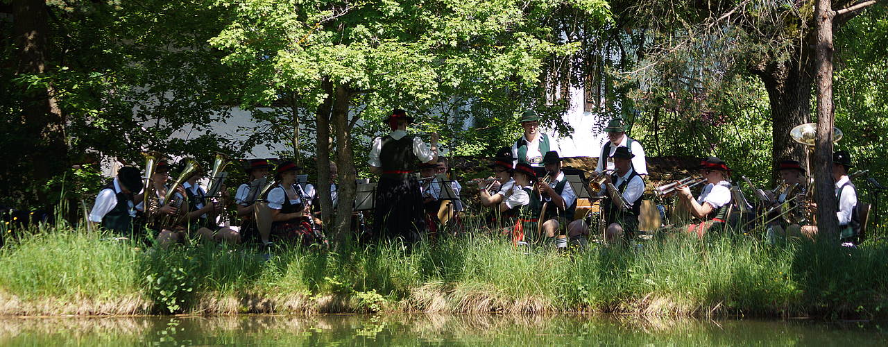 Musical Promenade in the Kurpark